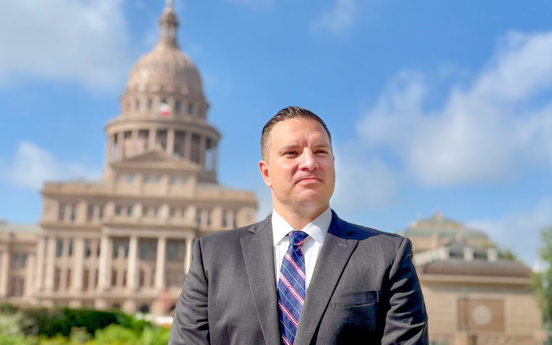 CONSERVATIVE WARRIOR JONATHAN HULLIHAN ANNOUNCES HIS CANDIDACY FOR TEXAS' 8TH CONGRESSIONAL DISTRICT