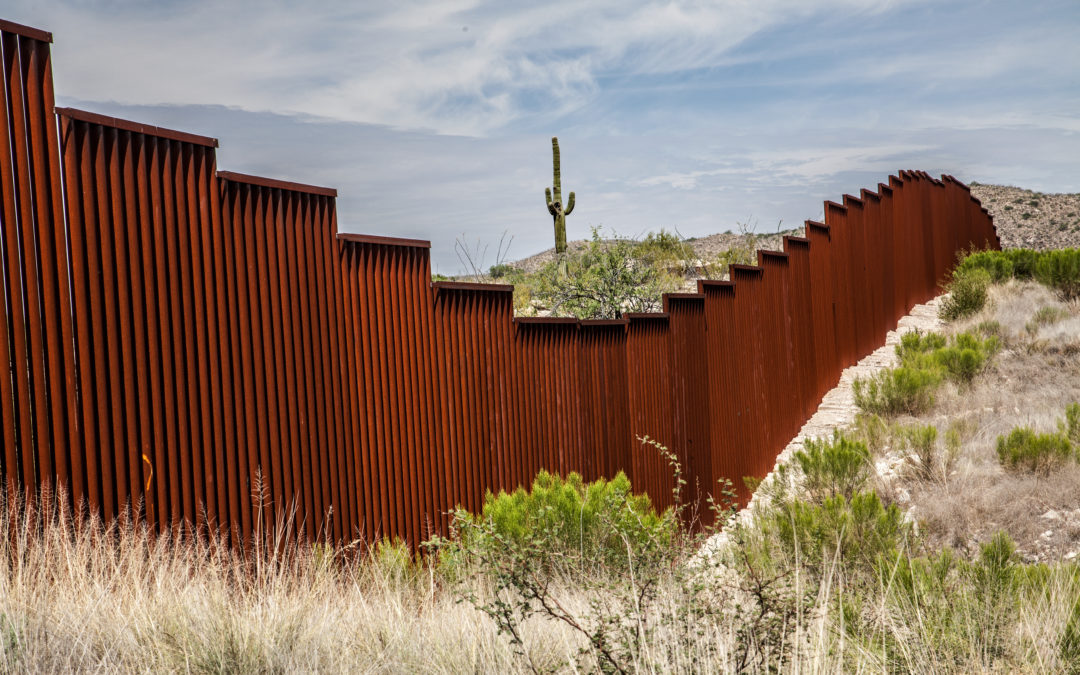 Finish the Wall – Fight for the Sovereignty of the United States